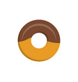 doughnut icon sign symbol vector image