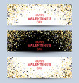 happy valentine day festive vector image vector image