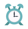 Clock alarm hour school design icon