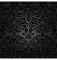Damask Vintage Floral Seamless Pattern Background vector image vector image