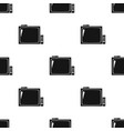 pub television icon in black style isolated on vector image vector image