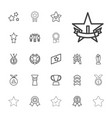 best icons vector image vector image