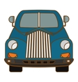 pick up truck icon vector image vector image