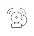 voice noise icon vector image