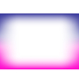 Cosmic Purple Blue Pink Copyspace Background vector image vector image