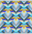 greek marine seamless pattern geometric abstract vector image