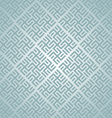 Modern Swastika Symbol Pattern on Pastel Color vector image