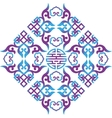 oriental chinese ornament vector image vector image