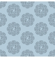 Roll wallpaper seamless pattern vector image vector image