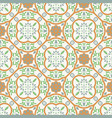 spanish pattern tile seamless pattern vector image vector image