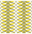 abstract tiger stripes seamless pattern in trendy vector image