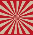 grunge sunburst vintage background and texture vector image vector image