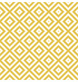 modern geometric rhombus seamless pattern vector image