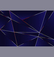 polygonal abstract background geometric texture vector image