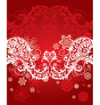 7floral line 24 4 vector image vector image