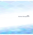 Abstract background with a perspective vector image vector image