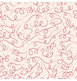 Seamless pattern with swirls vector image vector image