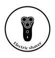 Electric shaver icon vector image vector image