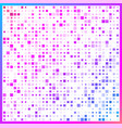 colorful spectrum geometric mosaic background vector image vector image