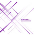 abstract background with straight lines vector image