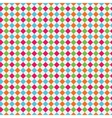bright colorful seamless pattern for bastyle vector image vector image