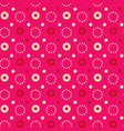 flashy circle pa seamless pattern vector image