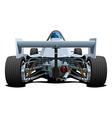Racecars vector image