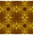 Crysral pattern vector image