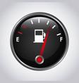 fuel meter vector image