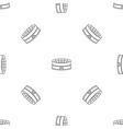 soccer stadium pattern seamless vector image vector image
