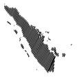 sumatra map vector image vector image