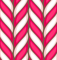 candy cane spiral pattern vector image vector image