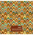 Colorful seamless pattern geometric background vector image vector image
