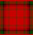clan macdougall scottish tartan plaid pattern vector image vector image