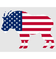 Mountain goat USA vector image vector image