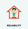 Nursery Icon vector image