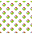 Childrens ball pattern cartoon style vector image vector image