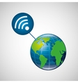 Globe world internet connection service
