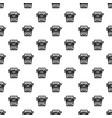 old typewriter pattern seamless vector image vector image