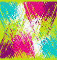 abstract art colorful paint texture background vector image vector image