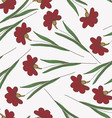 Gorgeous seamless floral background