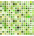 abstract seamless pattern mosaic background vector image vector image