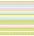 Chevron zig zag tile pattern or background vector image vector image