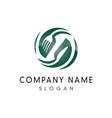 logo restaurant vector image vector image