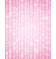 pink defocused brightnes background vector image
