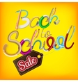 School marketing background EPS 10 vector image vector image