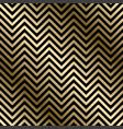 seamless zigzag geometric luxury pattern vector image vector image