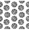 BasketBall seamless pattern for boy Sports balls vector image vector image