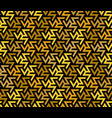 zigzag color mix pattern seamless vector image