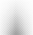 Black and white thorn pattern background vector image vector image